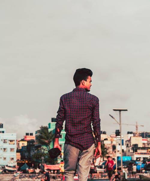 Fotobanka sbezplatnými fotkami na tému Ázia, chôdza, človek, India