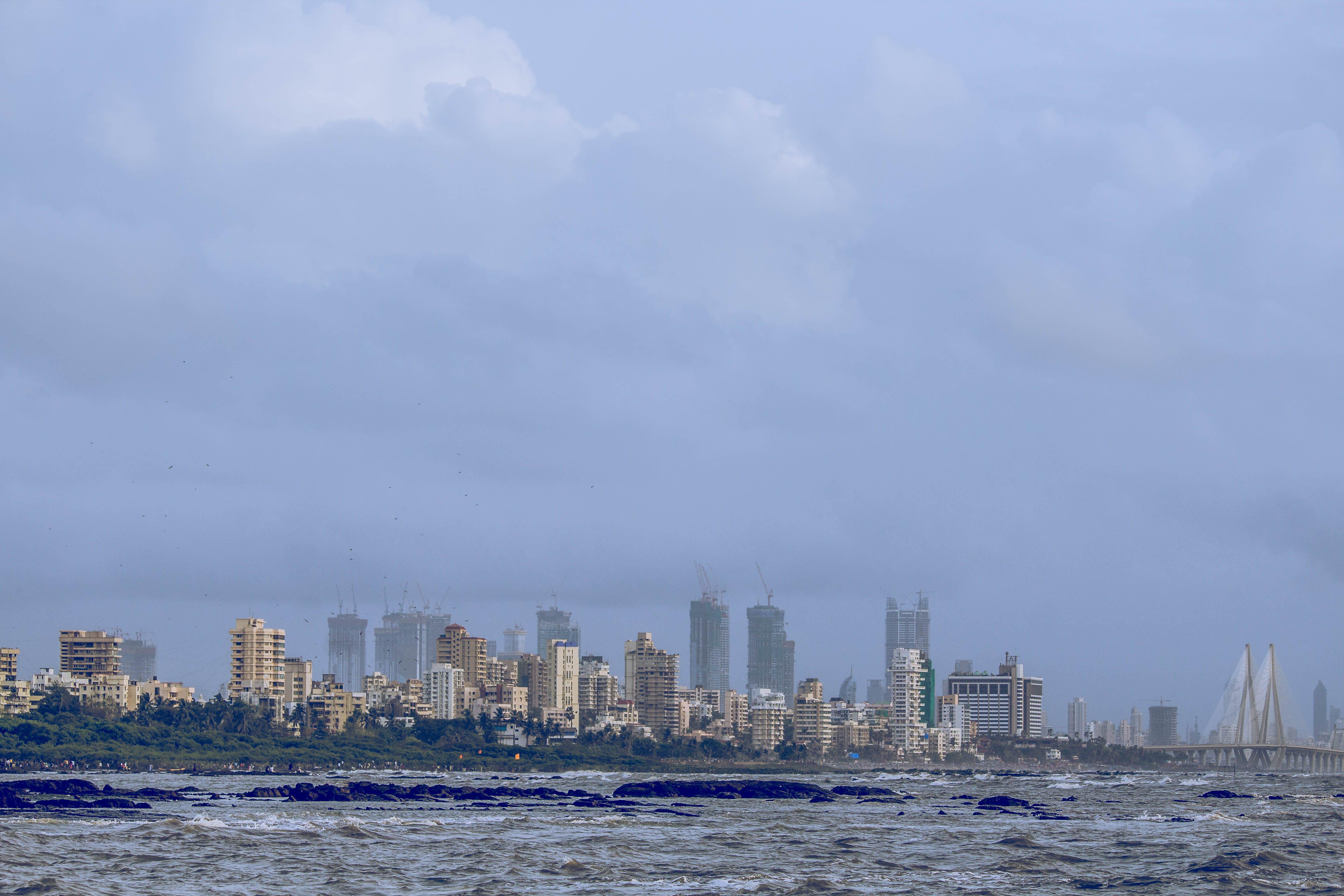 Kostenloses Stock Foto zu asien, bandra seeverbindung, in mumbai, indien