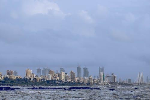 Fotobanka sbezplatnými fotkami na tému Ázia, bandra námorné spojenie, India, mesto