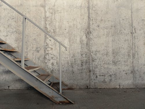 Kostenloses Stock Foto zu betonmauer, betonoberfläche, industriegebiet