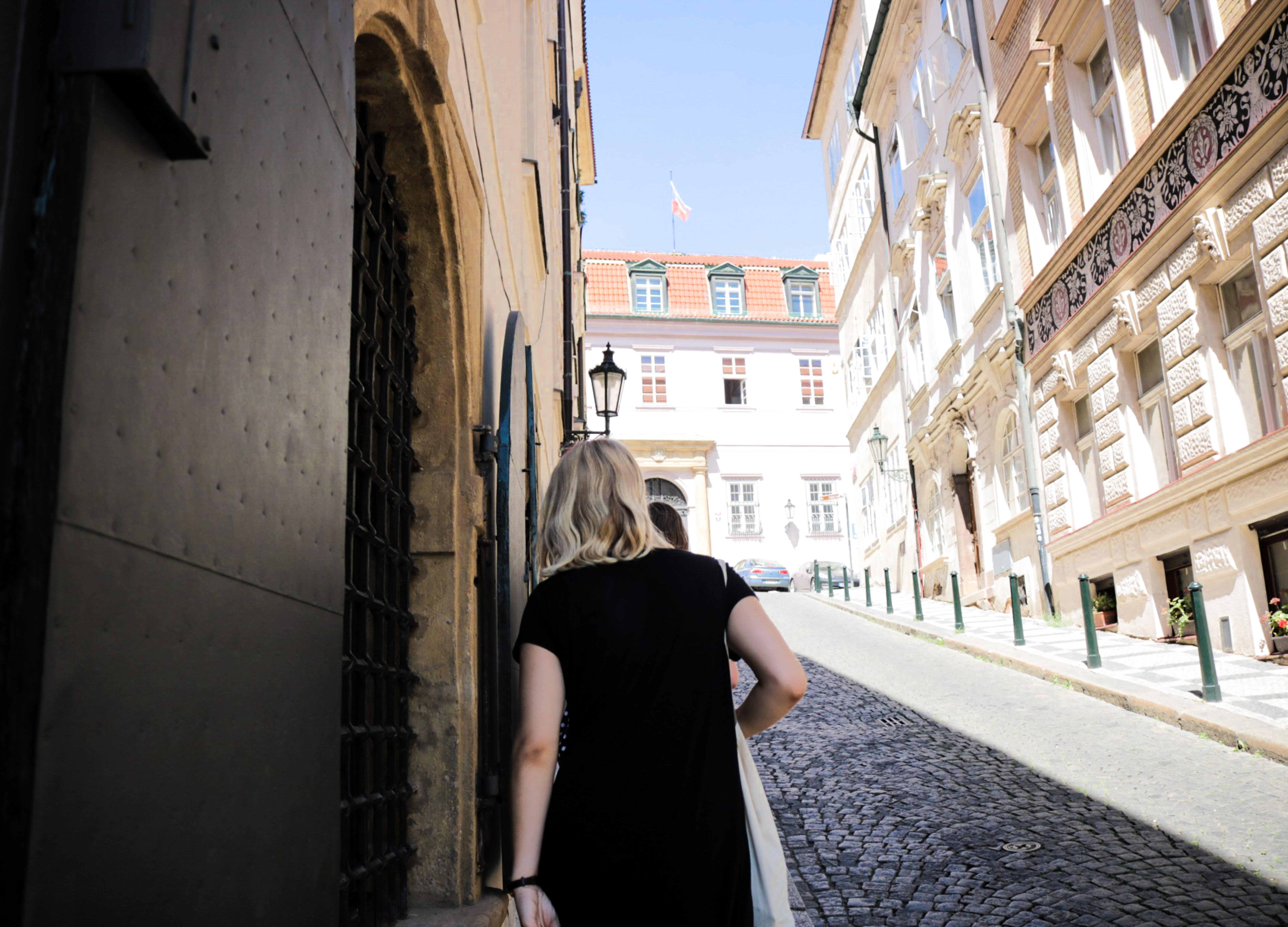 Free stock photo of city, person, people, woman