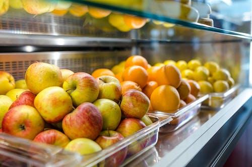 Ingyenes stockfotó almák, árukészlet, bár, bódé témában