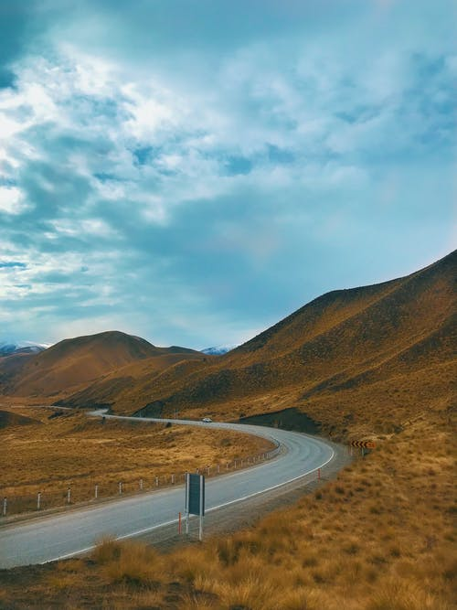 Foto stok gratis air, bukit, gunung, gurun pasir