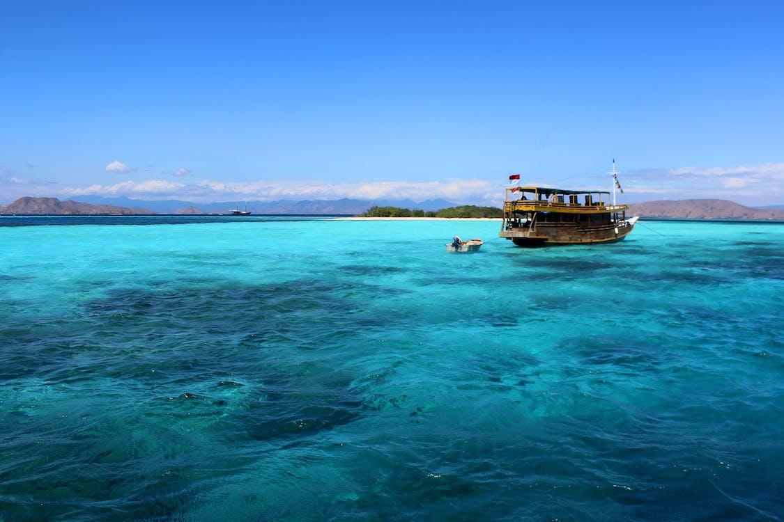 Gratis lagerfoto af blåt vand, eventyr, hav