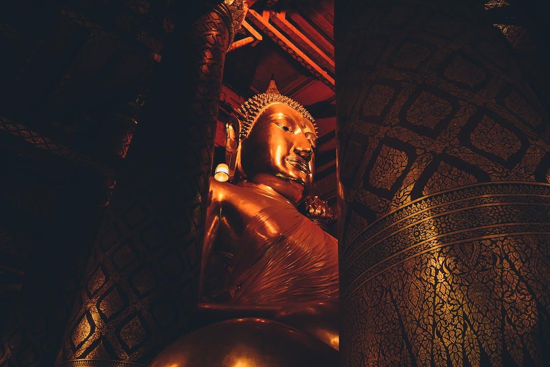 ayutthaya, temple, temple bouddhiste