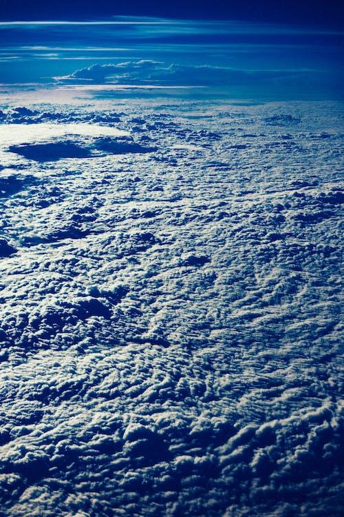 경치가 좋은, 고요한, 공중, 구름의 무료 스톡 사진