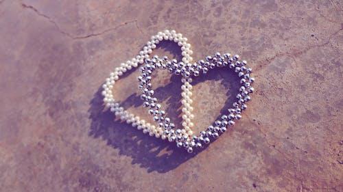 Free stock photo of hearts, love