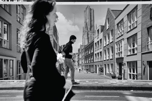 Fotobanka sbezplatnými fotkami na tému architektúra, budovy, centrum mesta, cesta