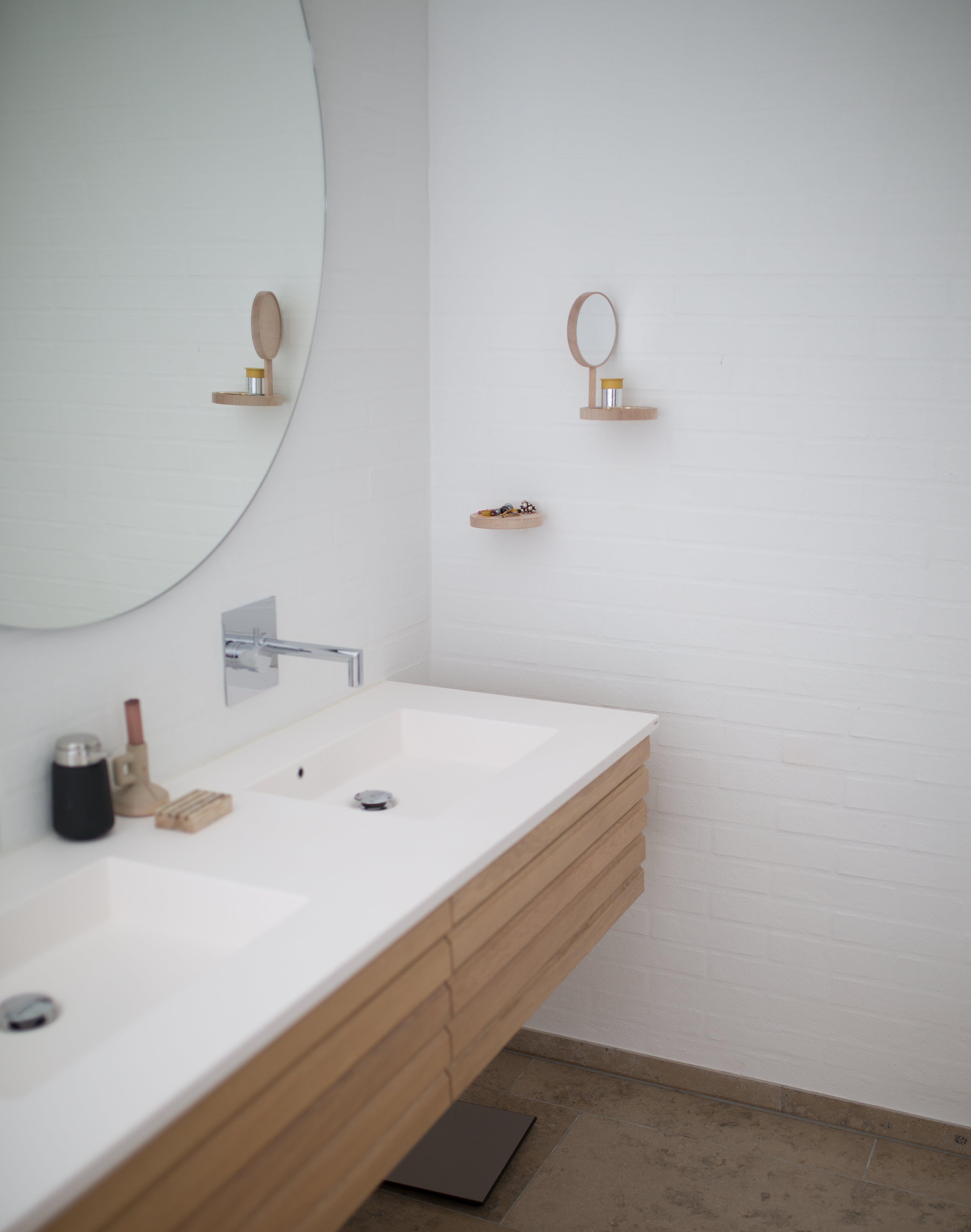 design interiéru, dřez, kohoutek