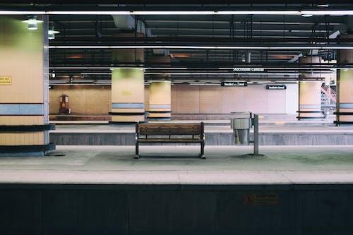 Fotobanka sbezplatnými fotkami na tému architektonický, betón, cvičiť, lavička