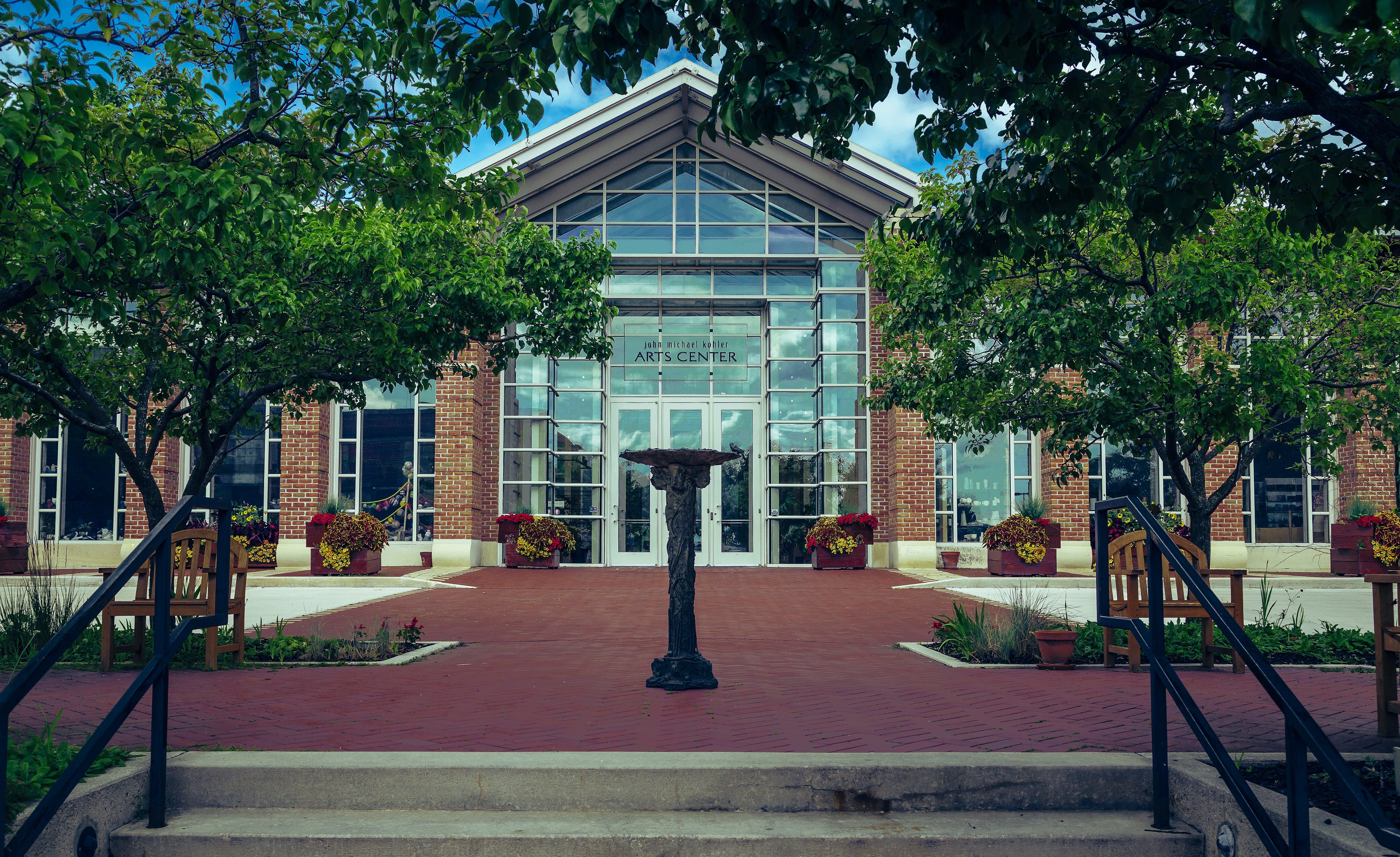 Základová fotografie zdarma na téma kohler umělecké centrum, sheboygan, USA, wisconsin