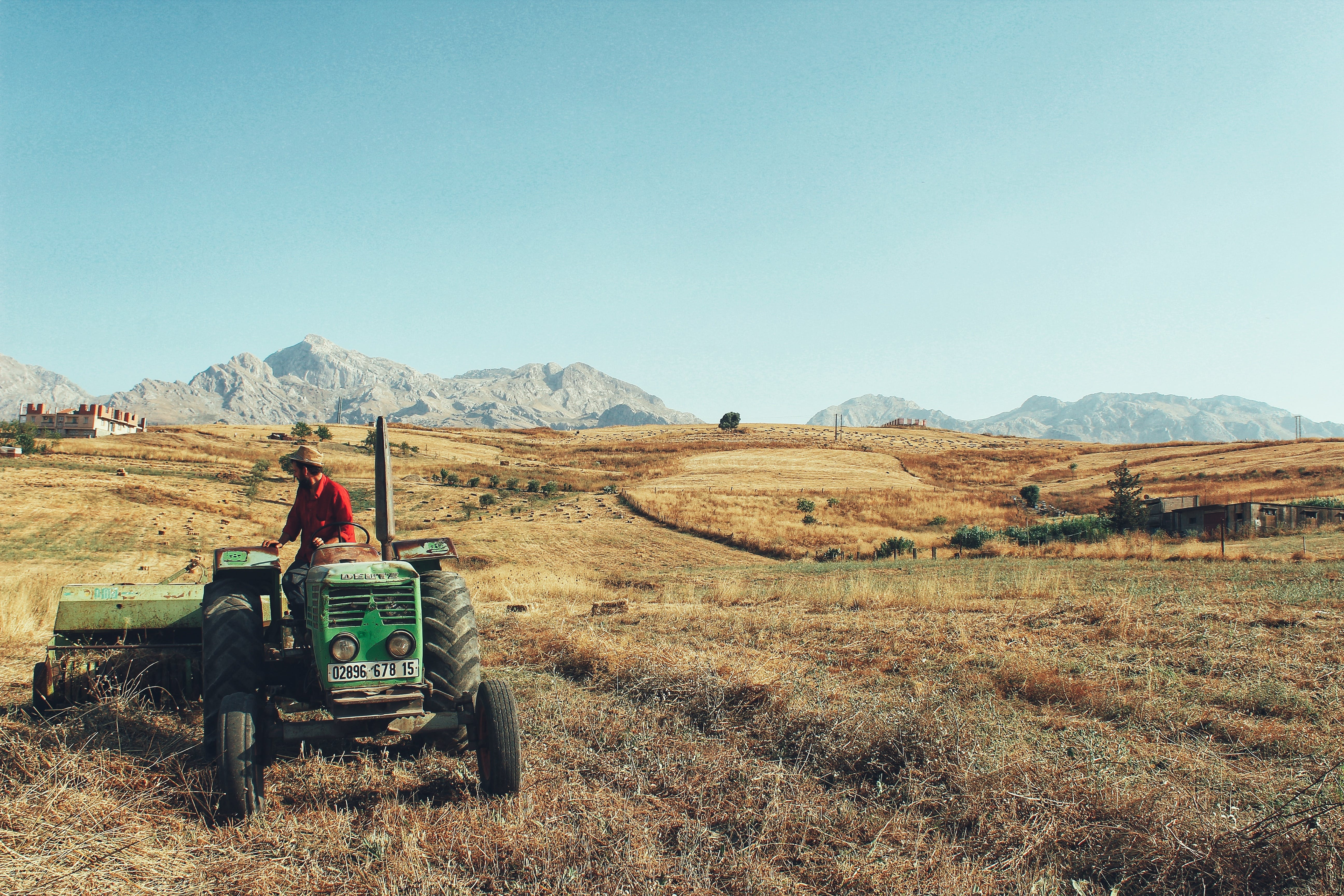 Free stock photo of agricultural, agricultural machine, algeria, beauty