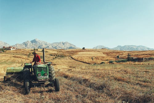 Free stock photo of agricultural machine, algeria, beauty