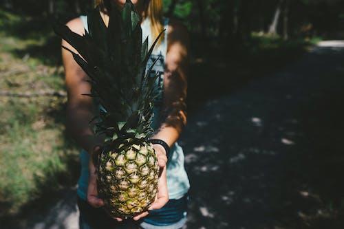 Free stock photo of female, female hand, fruit