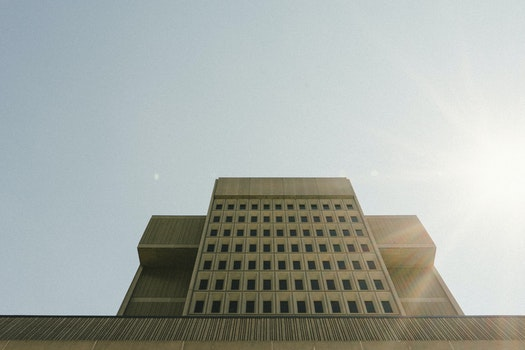 Kostenloses Stock Foto zu stadt, skyline, büro, architektur