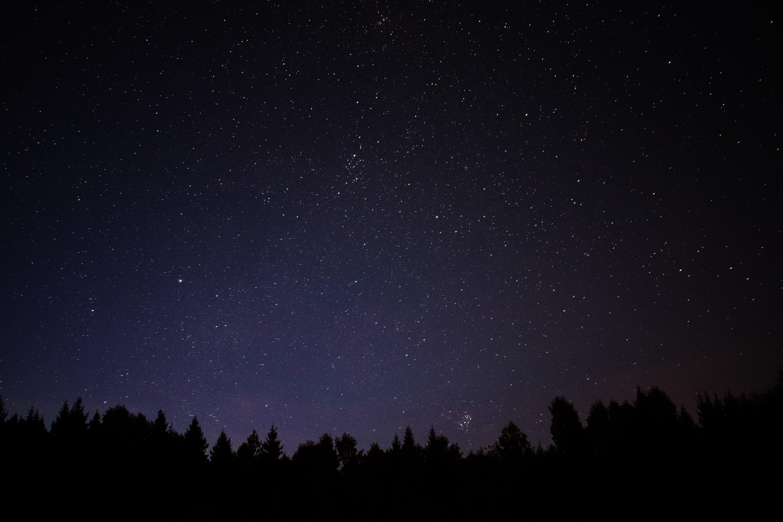 Kostenloses Stock Foto zu astronomie, dunkel, himmel, konstellationen