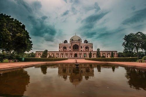 Бесплатное стоковое фото с new dlhi, гробница хумаюнов, дели, индийский памятник