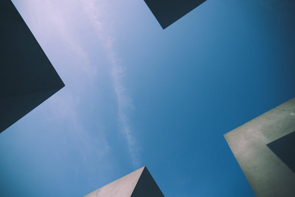 Gratis stockfoto met afsluiten, artistiek, blauw