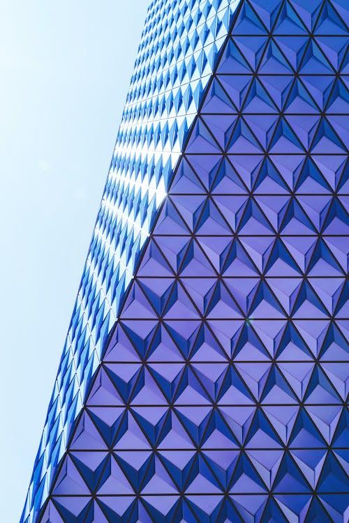 Foto profissional grátis de artigos de vidro, contemporâneo, design, estrutura