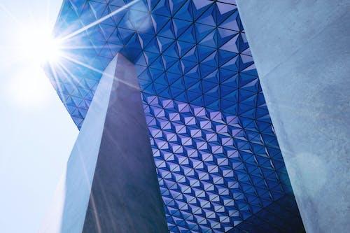 ガラス, コンクリート, コンテンポラリー, パターンの無料の写真素材