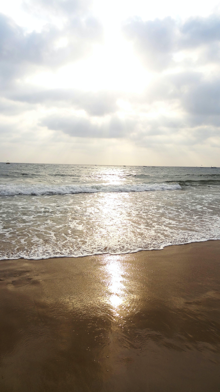 Free stock photo of beach, beachlife, sunset