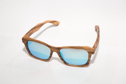 Sunglasses With Brown Frame