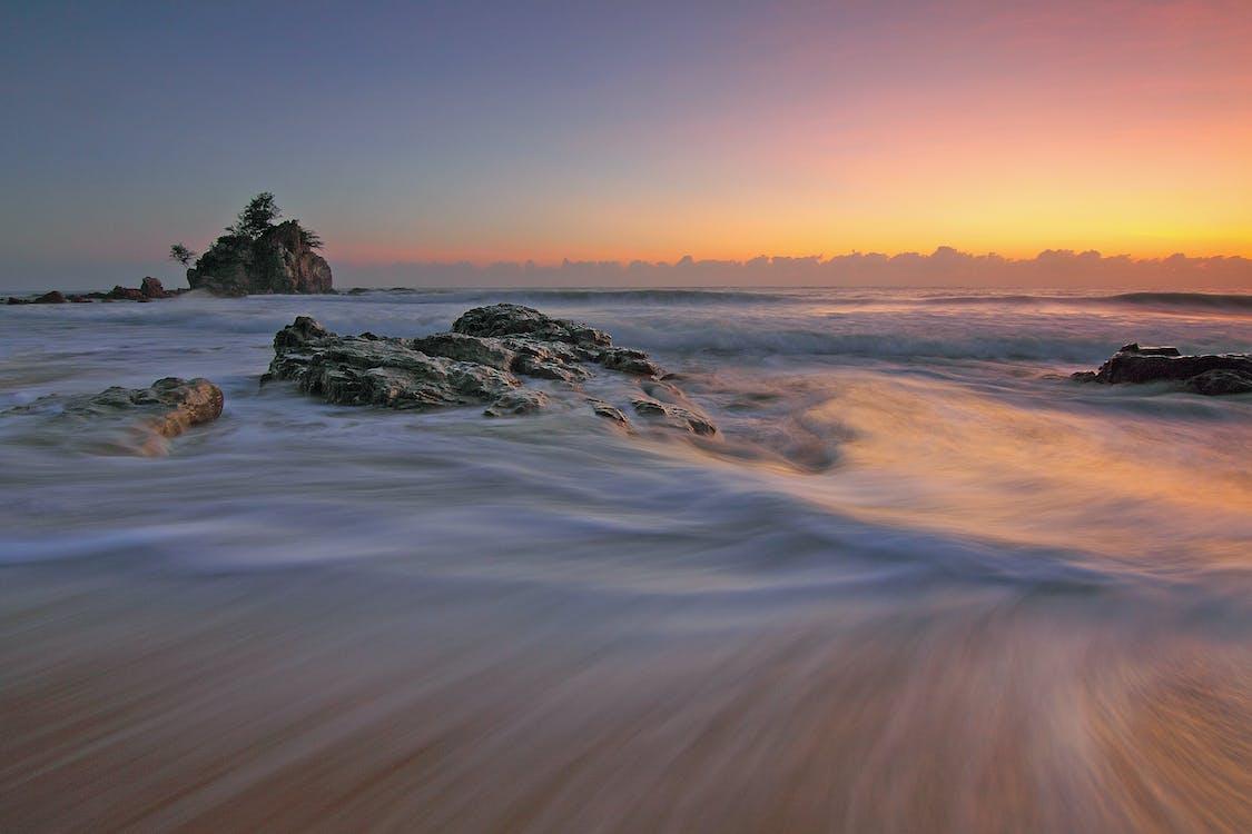 krajina pri mori, mávať, more