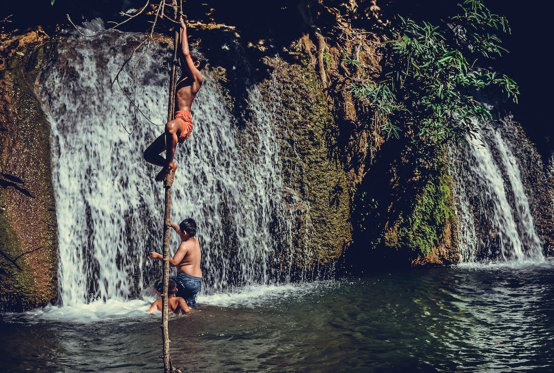 avontuur, Azië, beklimmen