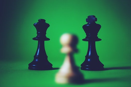 Free stock photo of game, chess, strategy, depth of field