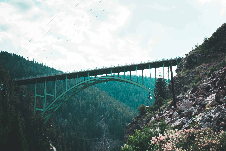 Selective Photography Of Bridge B