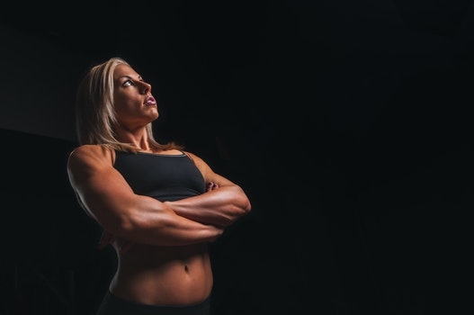 Free stock photo of healthy, person, woman, dark