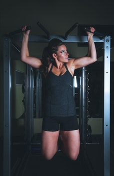 Free stock photo of healthy, woman, train, strength