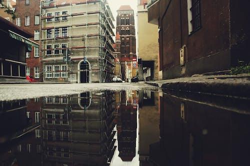 Kostnadsfri bild av arkitektur, byggnader, dagsljus, gata