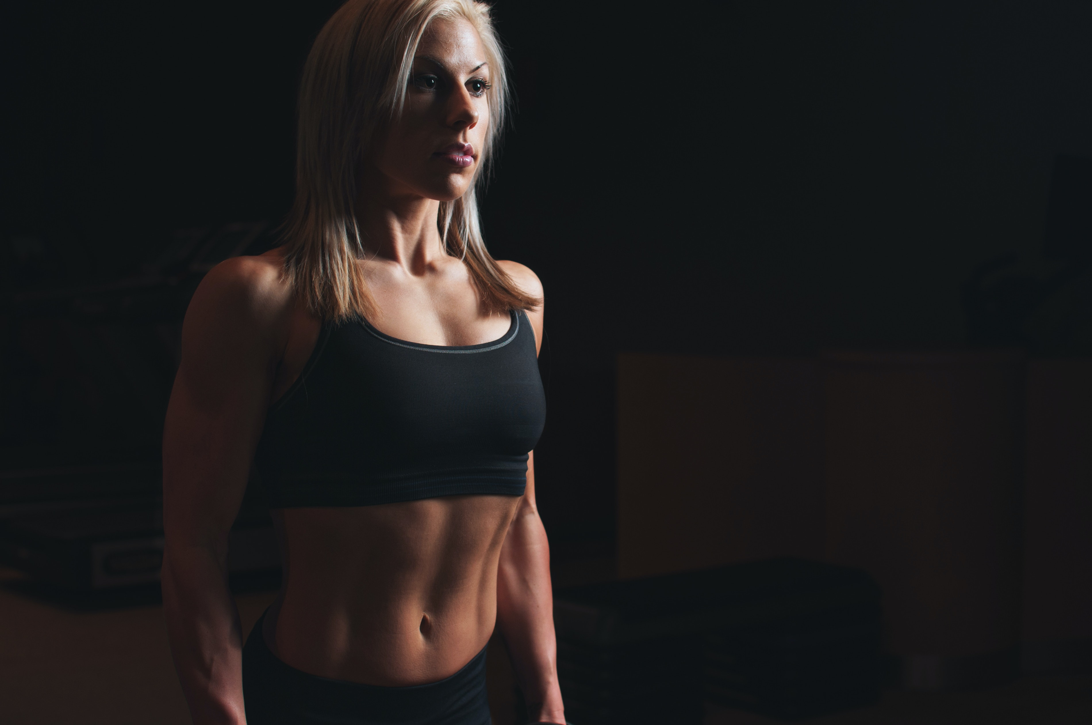 Image result for abs woman