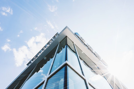 Free stock photo of building, glass, architecture, perspective