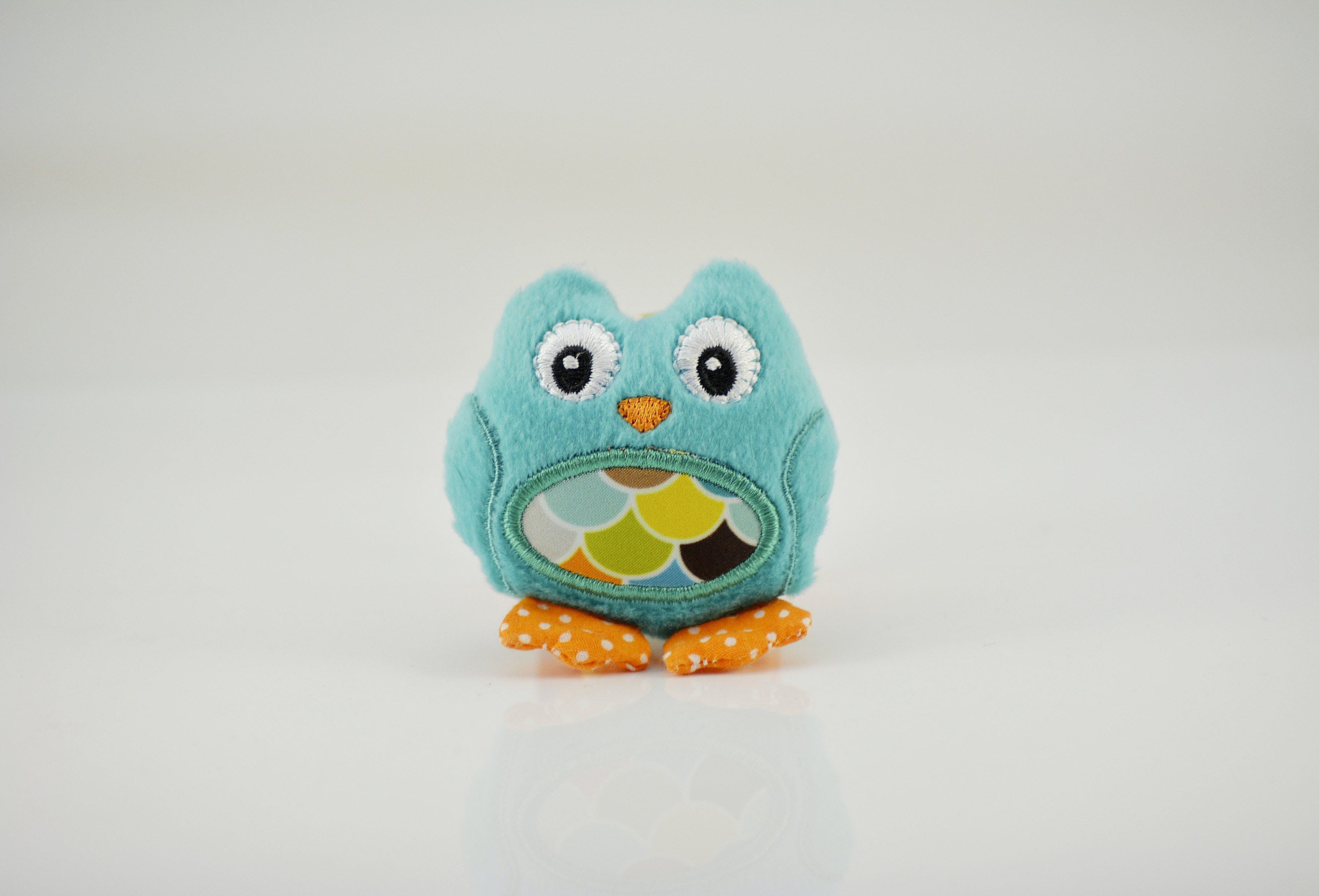 Blue Bird Plush Toy