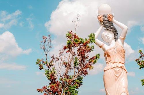 Photos gratuites de Cebu, jeune fille, Philippines, sculpture