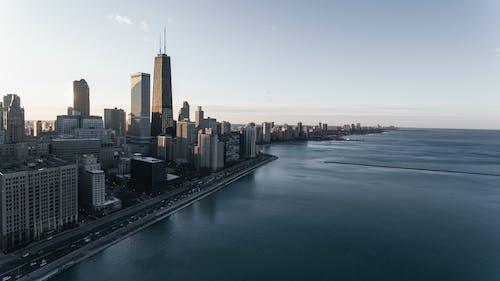 Fotobanka sbezplatnými fotkami na tému architektúra, budovy, Chicago, mesto
