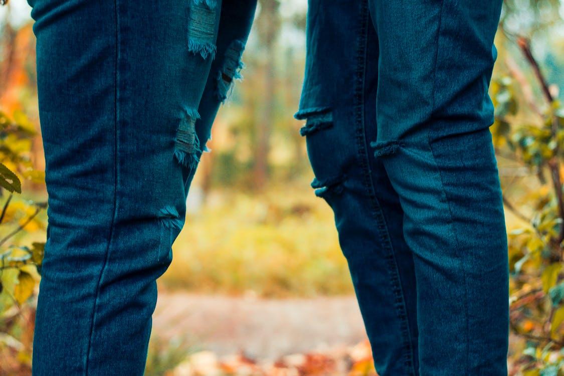 blau, denim, denim jeans