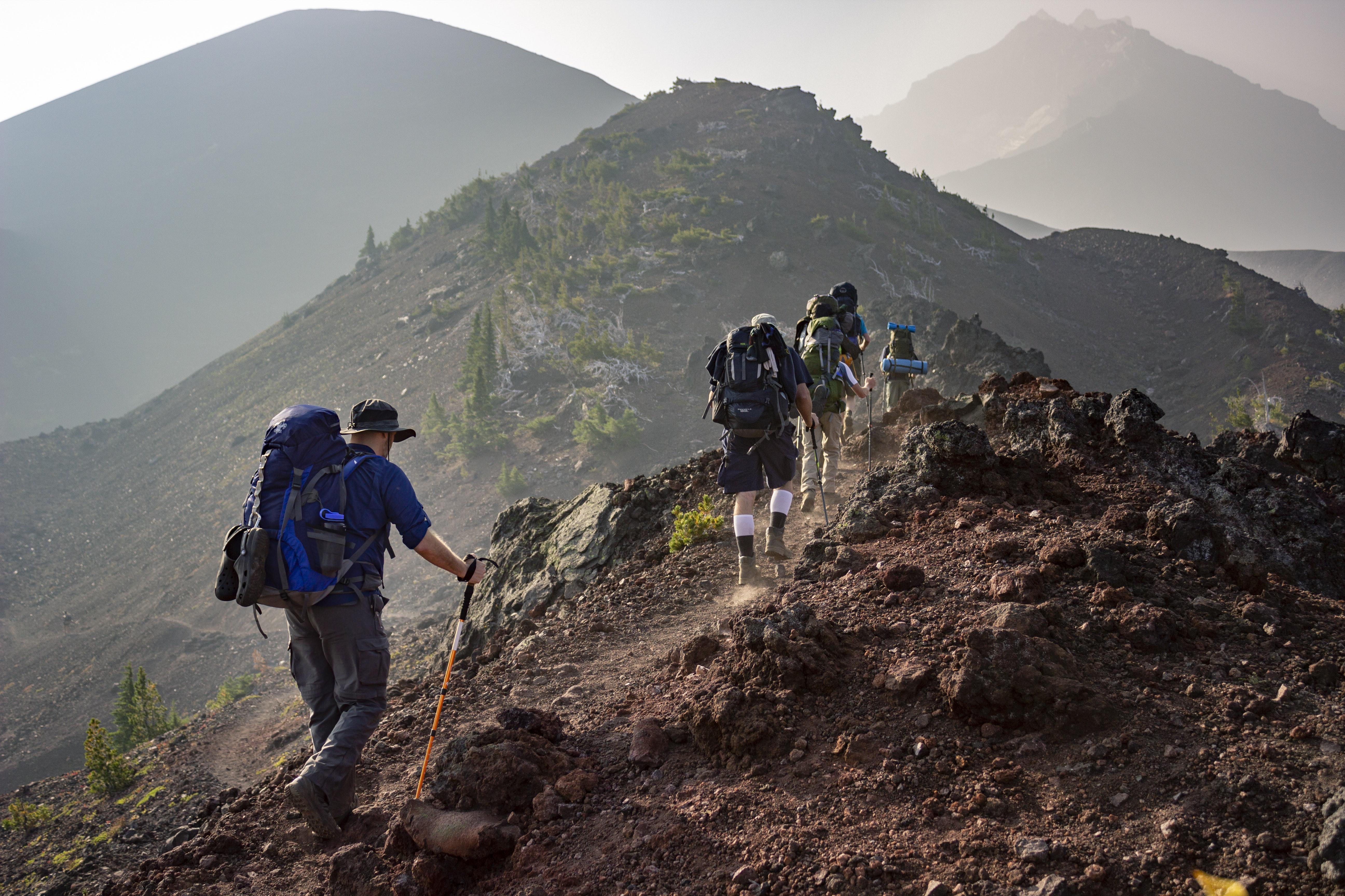 Mountain climbing images 2