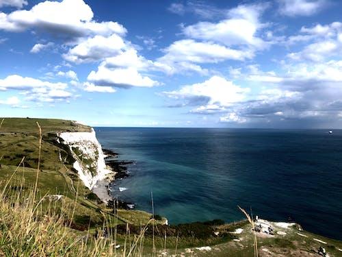 Základová fotografie zdarma na téma Anglie, bílá, dover, krajina