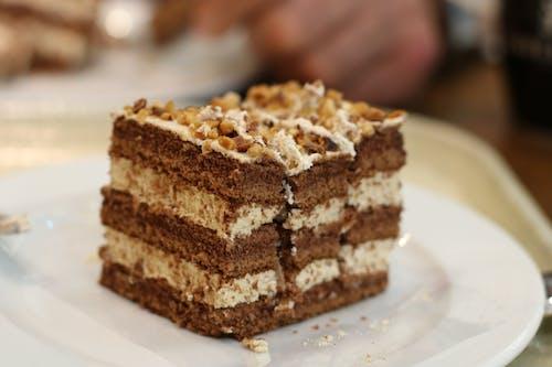 Gratis stockfoto met cake, eten, gebak, heerlijk