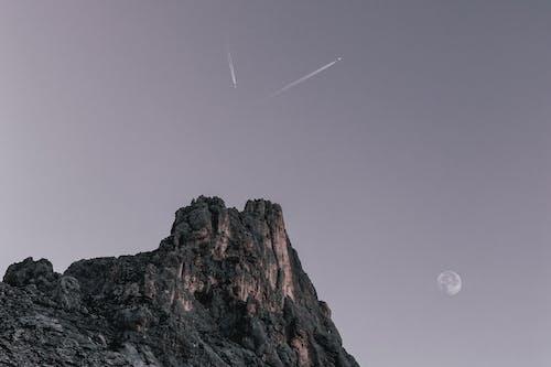 Безкоштовне стокове фото на тему «HD шпалери, інверсійний слід, високий, гора»