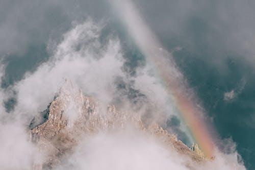 Ingyenes stockfotó festői, hegy, köd, ködös témában