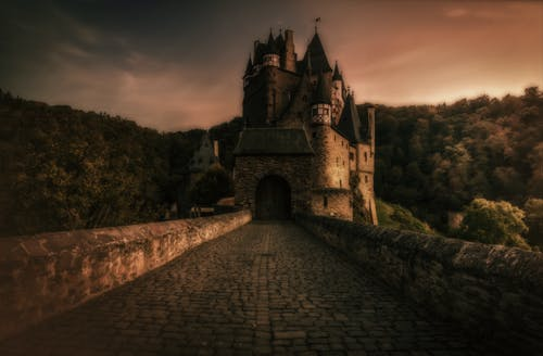 Free stock photo of atmosphere, castle, destination