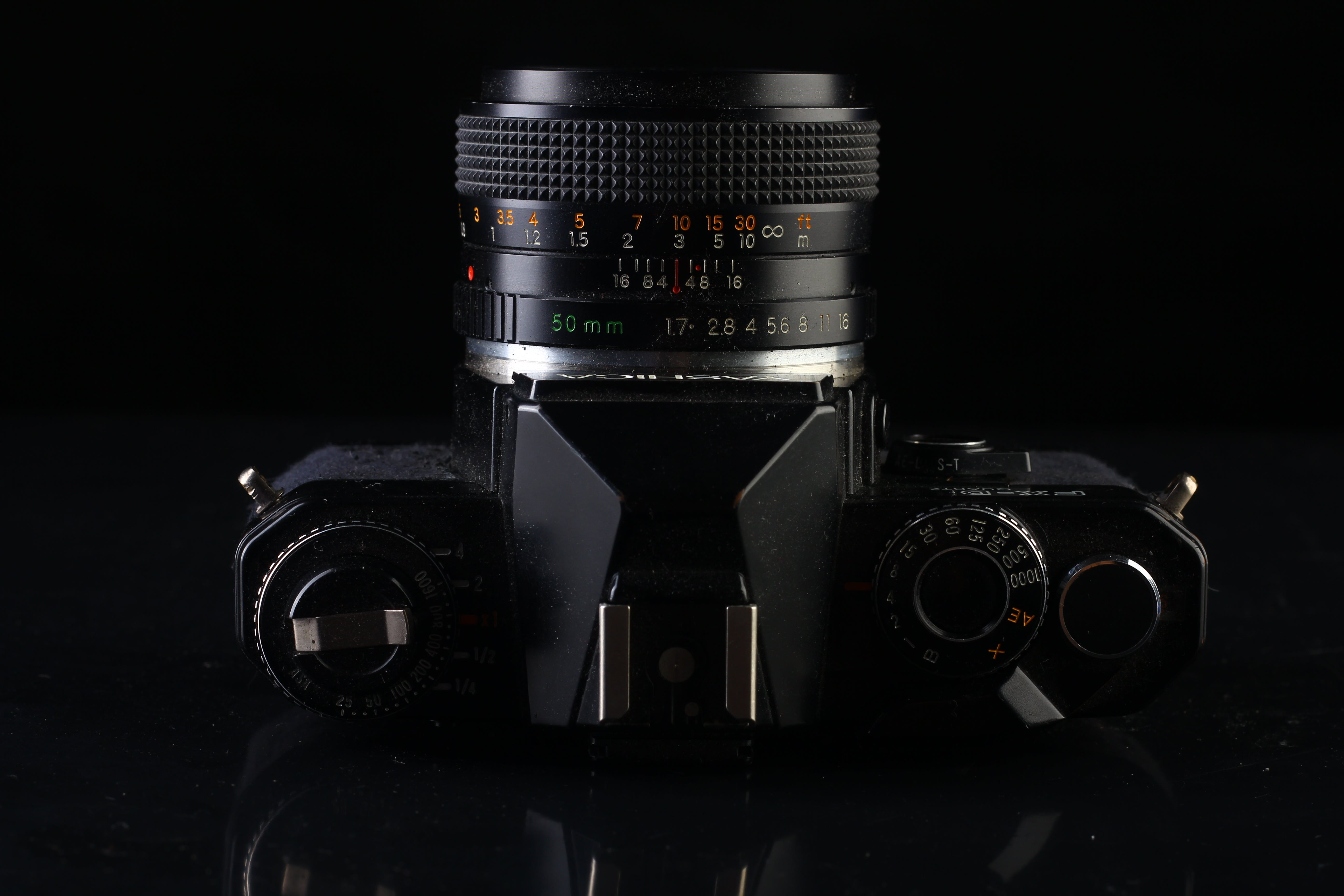 Shallow Focus Photography of Dslr Camera
