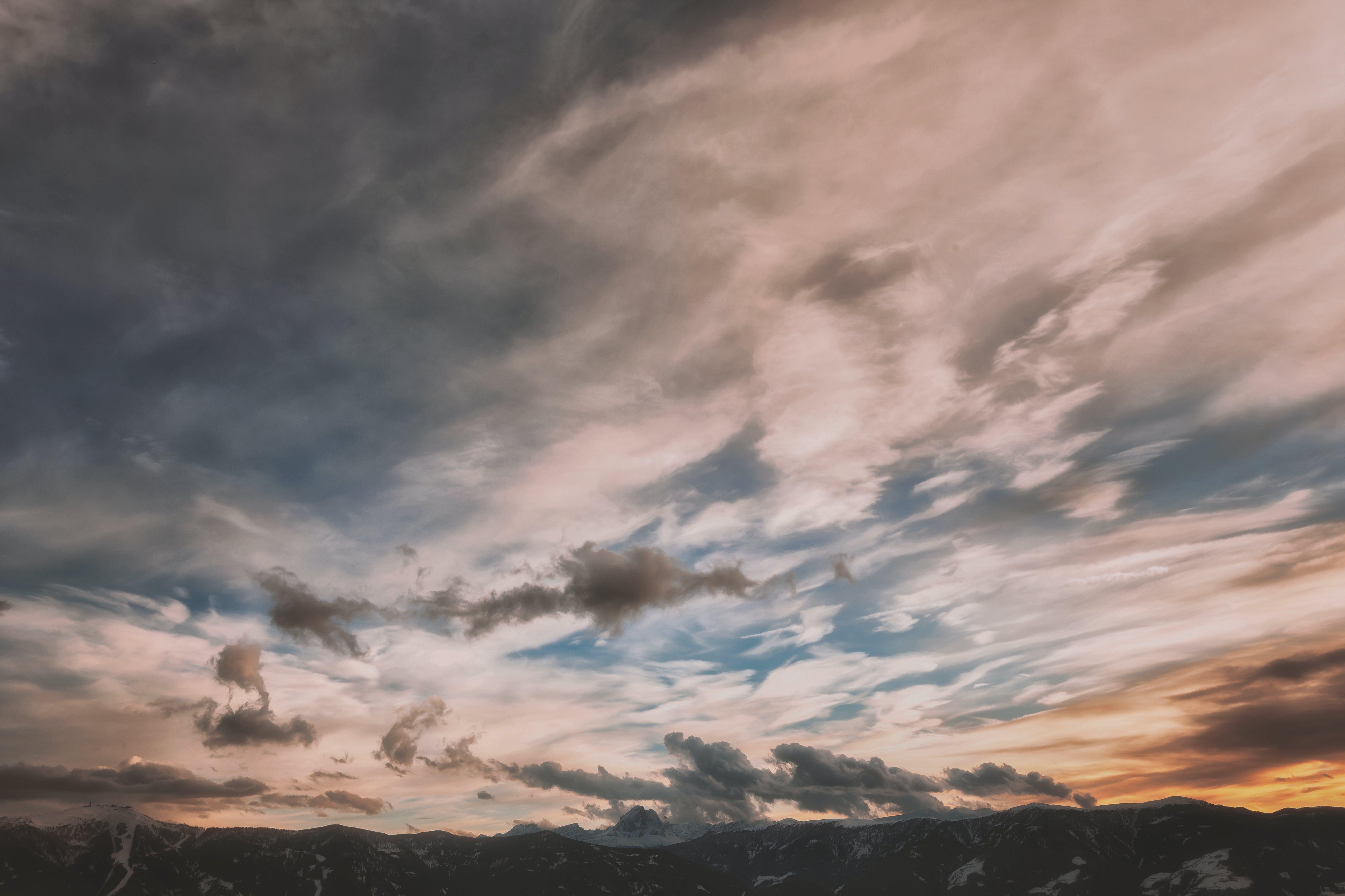 Free stock photo of dawn, nature, sky, sunset
