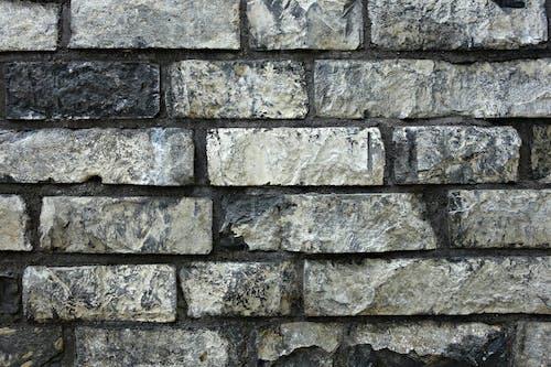 Free stock photo of brick, brick wall, grey, pattern