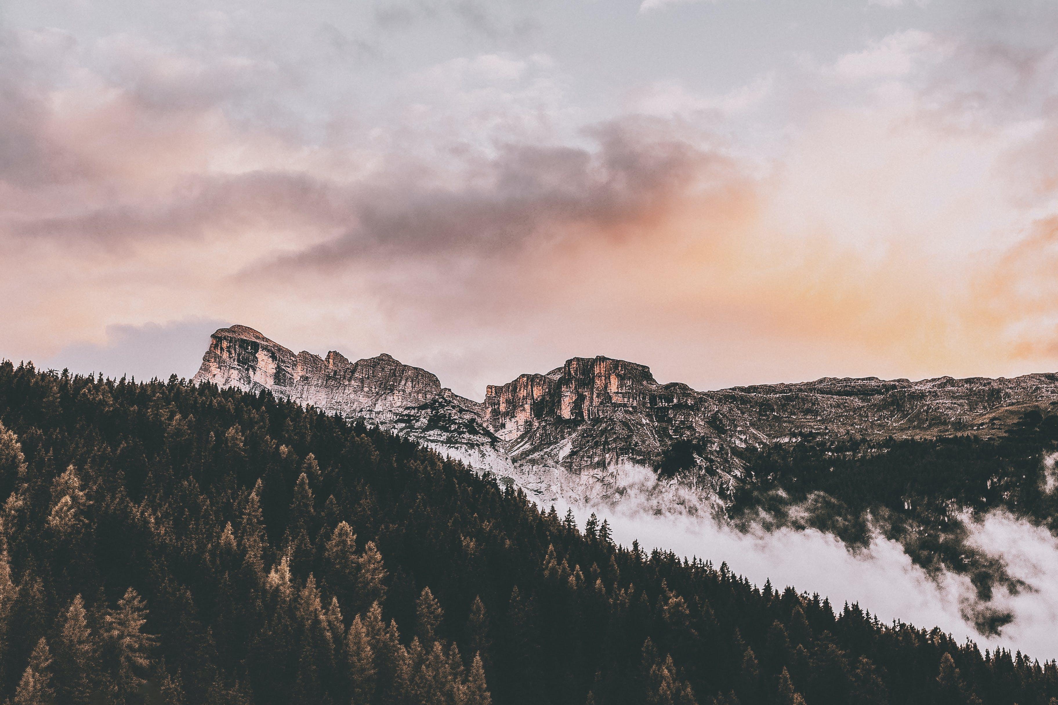 Gratis lagerfoto af bjerg, dagslys, desktop tapet, Dolomitterne