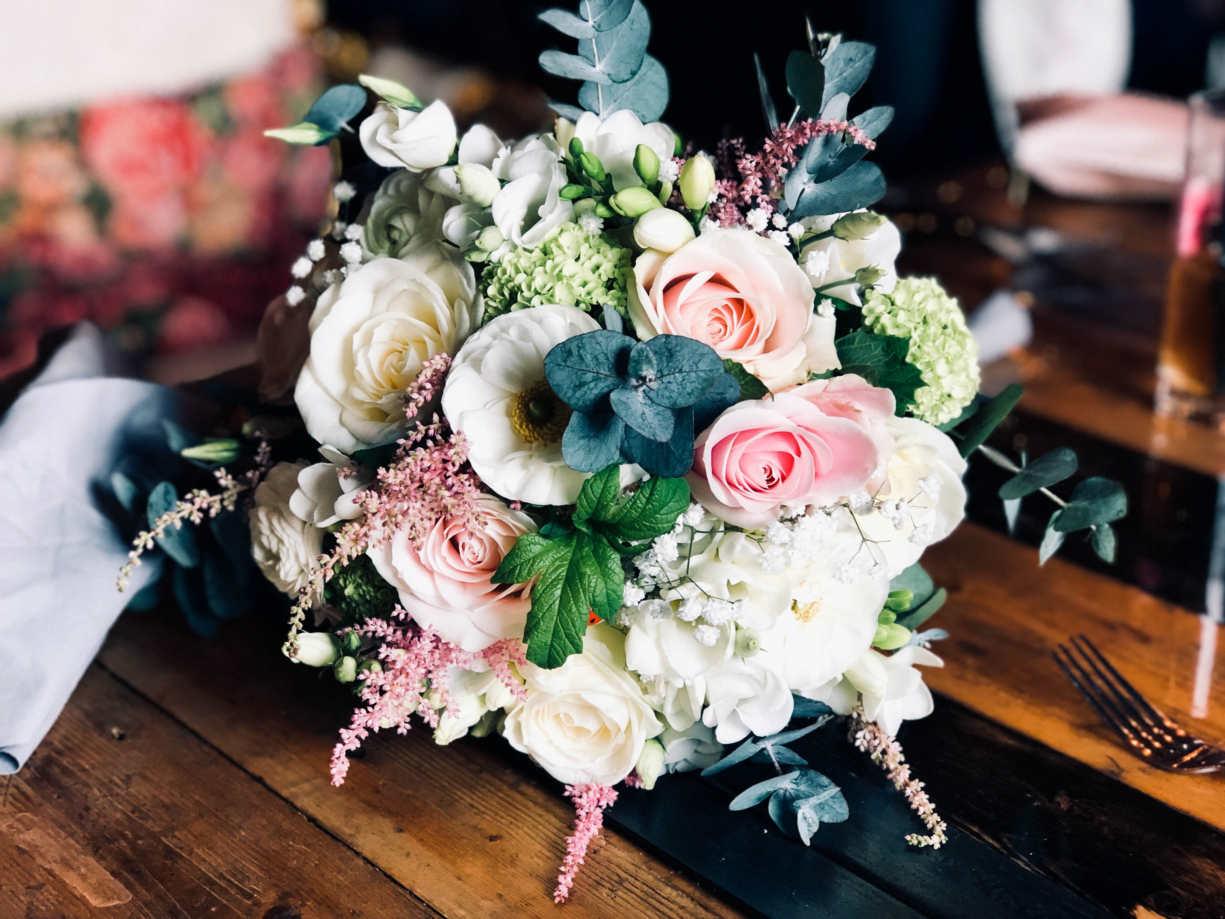 Free Stock Photo Of Bouquet Bridal Bouquet Bunch Of Flowers